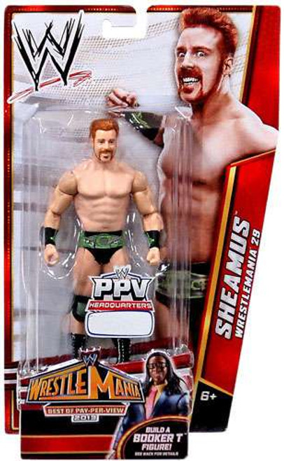 WWE Wrestling Best of PPV 2013 Sheamus Exclusive Action Figure