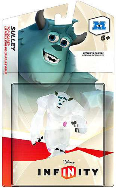Monsters Inc. Disney Infinity Sulley Exclusive Game Figure [Crystal]