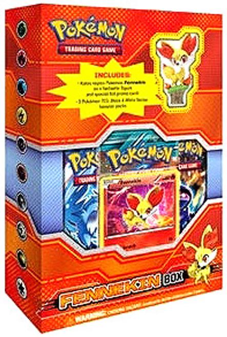 Pokemon Trading Card Game Fennekin Box