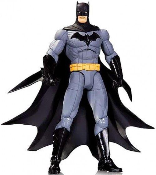 DC Designer Greg Capullo Series 1 Batman Action Figure #1 [Color Version]
