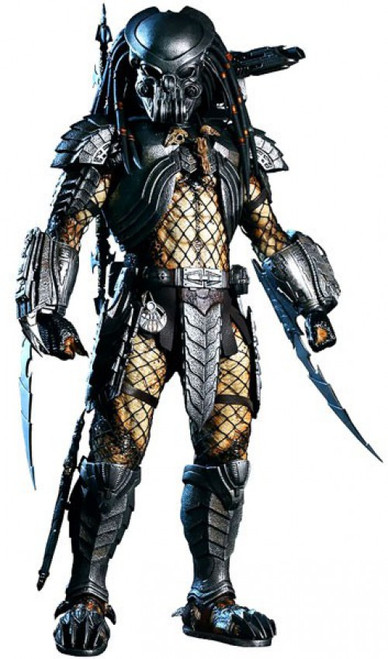 Alien vs Predator Movie Masterpiece Celtic Predator Collectible Figure