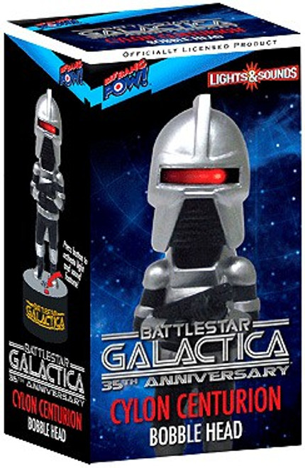 Battlestar Galactica 35th Anniversary Cylon Centurion Bobble Head