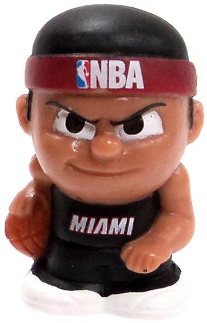 NBA TeenyMates Basketball Series 1 Dribblers Miami Heat Minifigure [Loose]