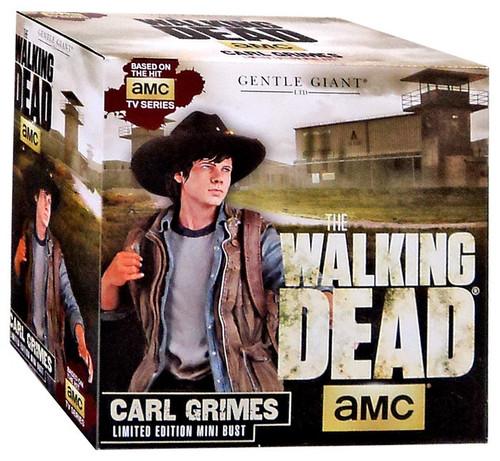 The Walking Dead AMC TV Statues & Busts Carl Grimes Mini-Bust