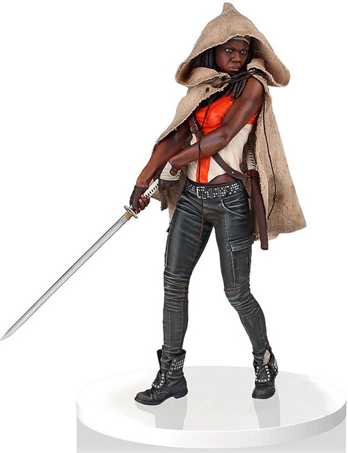 The Walking Dead AMC TV Michonne Statue