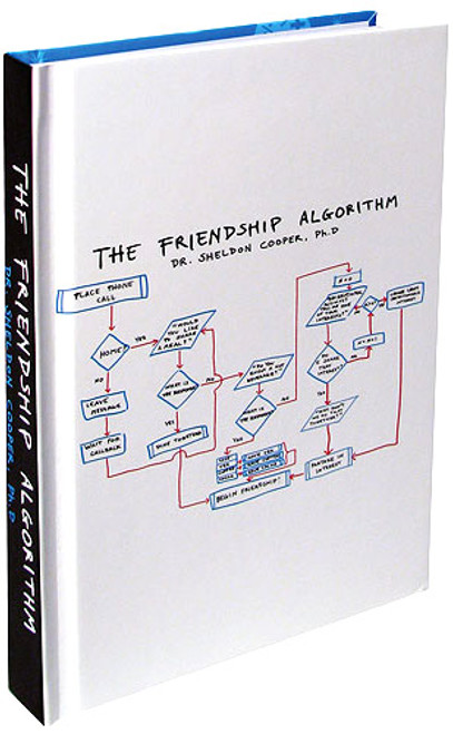 The Big Bang Theory The Friendship Algorithm Journal