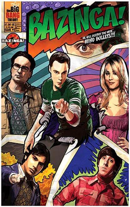 The Big Bang Theory Bazinga! Journal