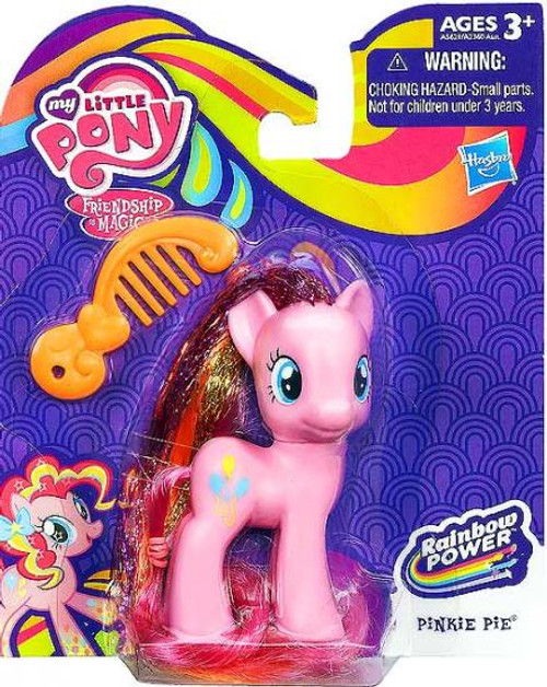 My Little Pony Friendship is Magic Rainbow Power Pinkie Pie Figure