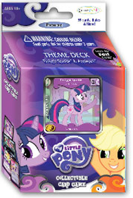 My Little Pony Collectible Card Game Premiere Twilight Sparkle Theme Deck