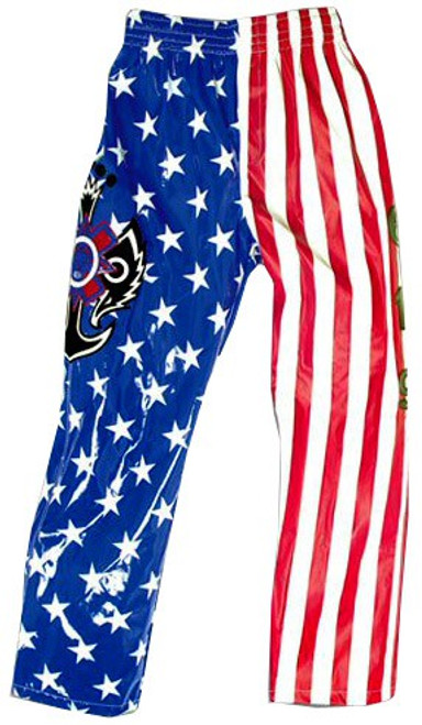 WWE Wrestling Rey Mysterio Replica Pants [Youth, Stars & Stripes]