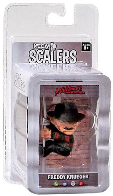 NECA Nightmare on Elm Street Scalers Series 1 Freddy Krueger Mini Figure