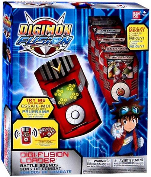 Digimon Digi-Fusion Loader