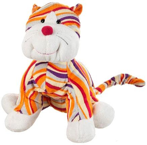 Webkinz Striped Cheeky Cat Plush