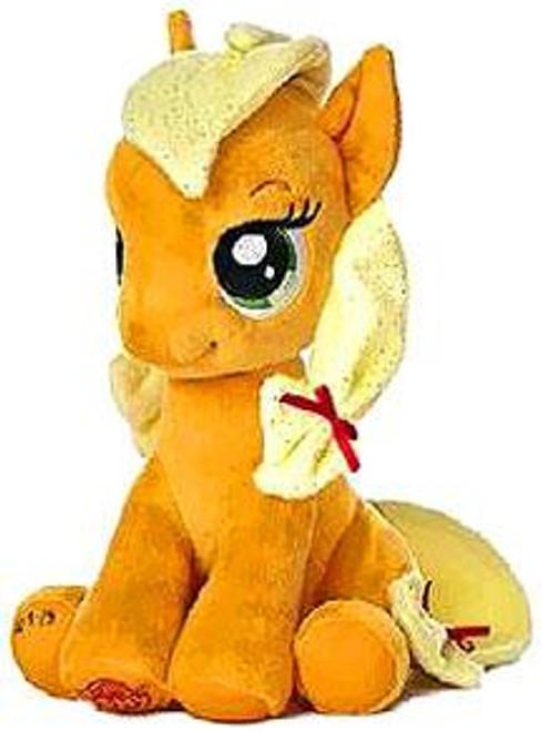 My Little Pony Friendship is Magic Large 10 Inch Applejack Plush [Sitting]