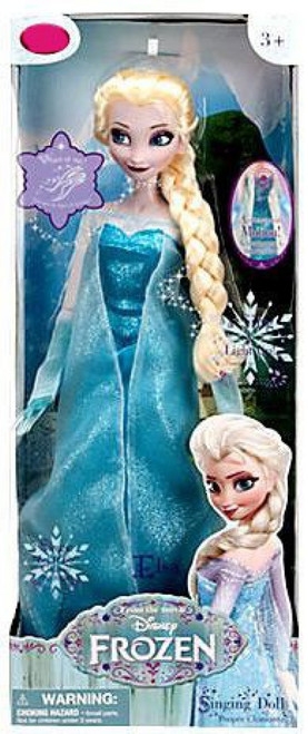Disney Frozen Elsa Exclusive 16-Inch Singing Doll [2013]