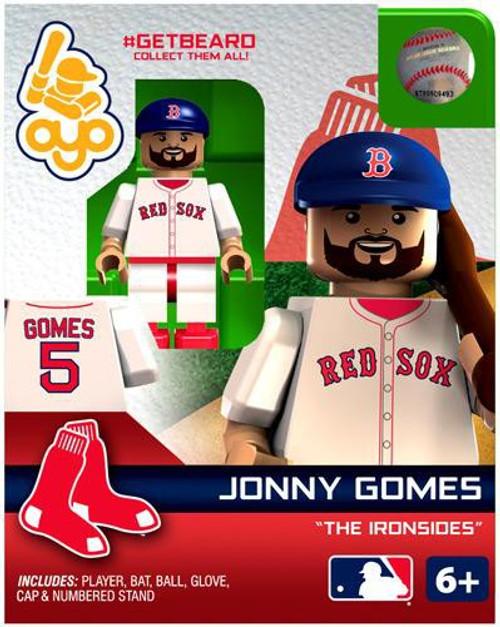 Boston Red Sox MLB Getbeard Jonny Gomes Minifigure GETBEARD [The Ironsides]