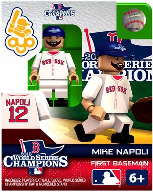 MLB Boston Red Sox MLB 2013 World Series Champions Mike