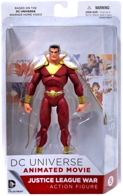 DC Justice League War Shazam Action Figure