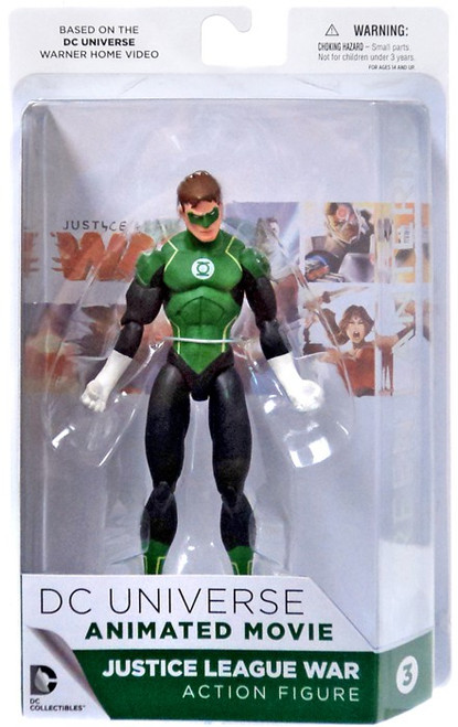 DC Justice League War Green Lantern Action Figure