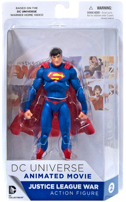 DC Justice League War Superman Action Figure