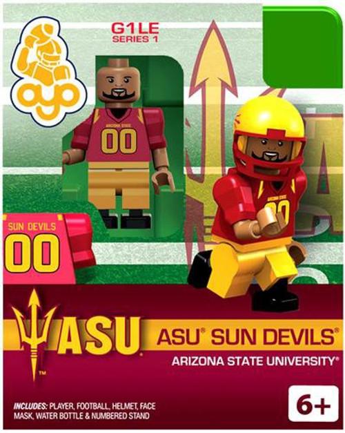 Ariszona State University Sun Devils NCAA Generation 1 Series 1 ASU Sun Devils Minifigure