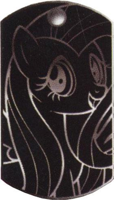 My Little Pony Friendship is Magic Dog Tags Metallic Fluttershy Dog Tag #30 [Loose]