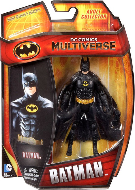 1989 Movie DC Comics Multiverse Batman Action Figure [1989 Movie]