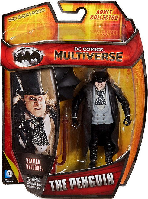 Batman Returns DC Comics Multiverse The Penguin Action Figure