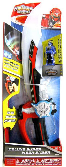Power Rangers Super Megaforce Deluxe Super Mega Saber Roleplay Toy