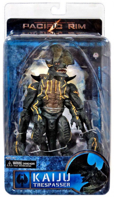 NECA Pacific Rim Series 3 Ultra Deluxe Trespasser Action Figure