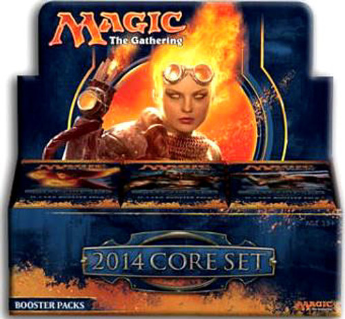 MtG Trading Card Game 2014 Core Set Booster Box [Japanese]