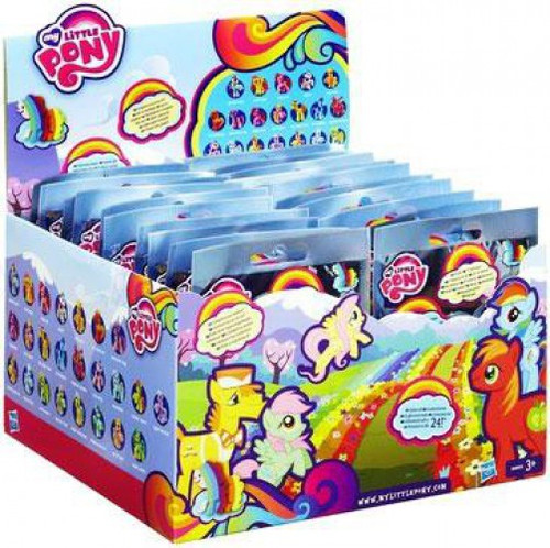 My Little Pony PVC Series 8 Mystery Box [24 Packs]