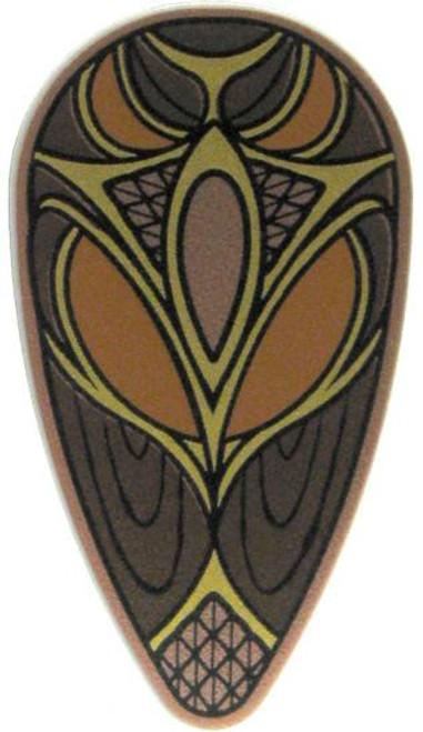LEGO The Hobbit Shields Large Mirkwood Shield [Loose]