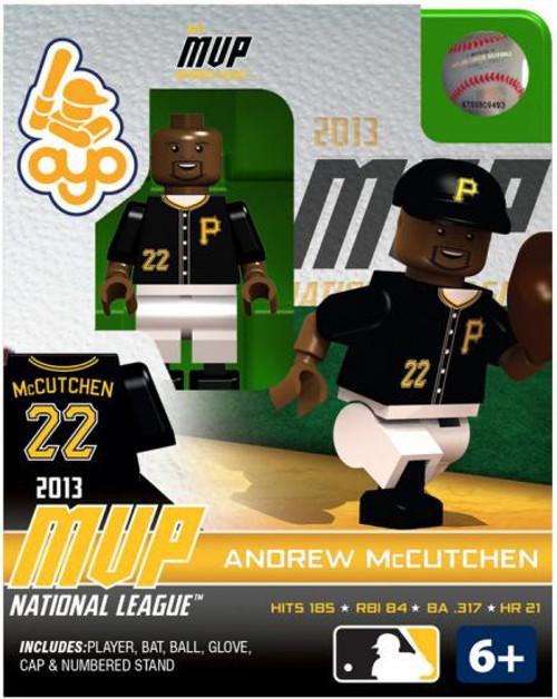 Pittsburgh Pirates MLB 2013 NL MVP Andrew McCutchen Minifigure
