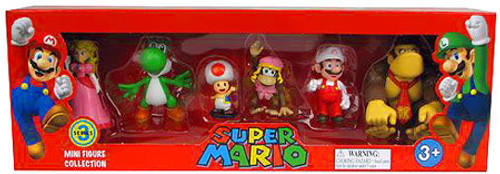 Mini Figure Collection Series 3 Super Mario Collection Mini Figures
