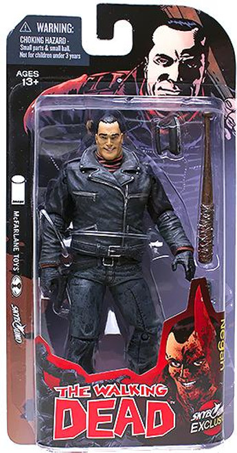 McFarlane Toys The Walking Dead Comic Series 1 Negan Exclusive Action Figure [Color]