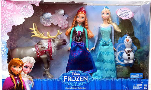 Disney Frozen Frozen Friends Collection Exclusive Doll Set