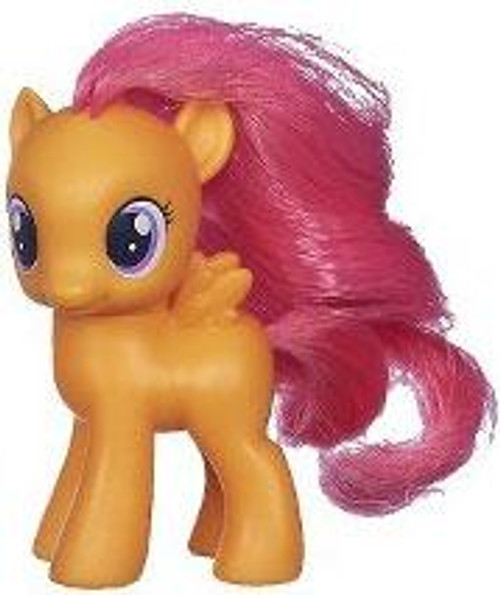 My Little Pony Scootaloo Collectible Figure [Loose]