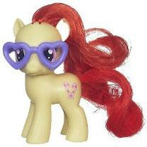 My Little Pony Twist-a-loo Collectible Figure [Loose]
