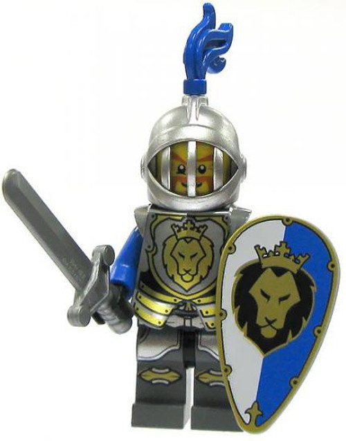 LEGO Castle King's Knight Minifigure [Heavy Armor Loose]
