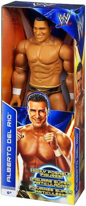 WWE Wrestling Alberto Del Rio Action Figure