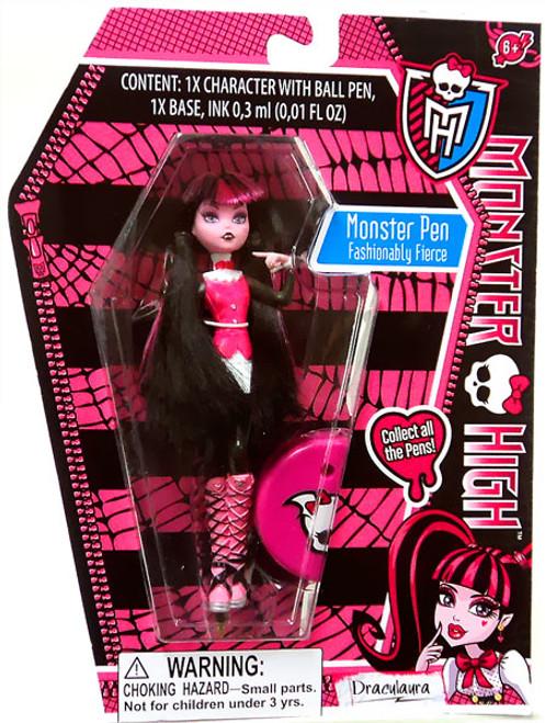 Monster High Monster Pen Draculaura