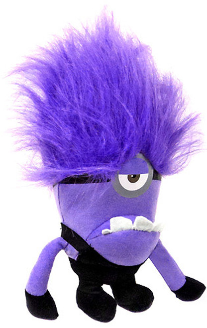 Despicable Me 2 Evil Minion One Eye 11-Inch Plush Figure