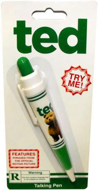 Ted Movie Ted Talking Pen [PG]