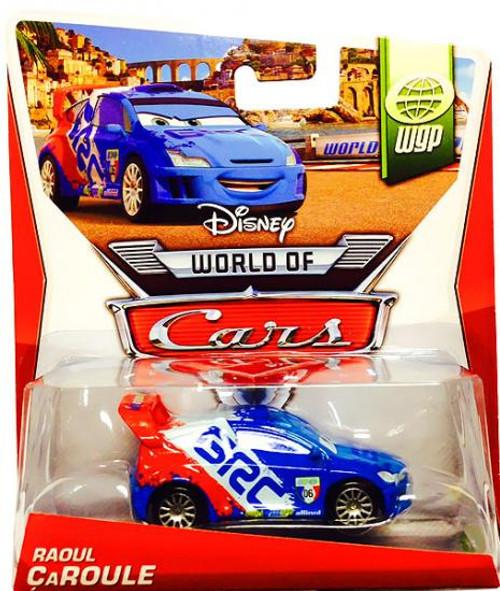 Disney / Pixar Cars The World of Cars Series 2 Raoul Caroule Diecast Car