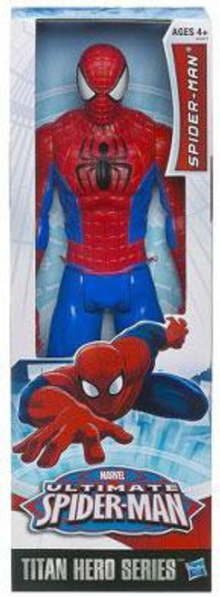 Ultimate Spider-Man Titan Hero Series Spider-Man Action Figure [2013]