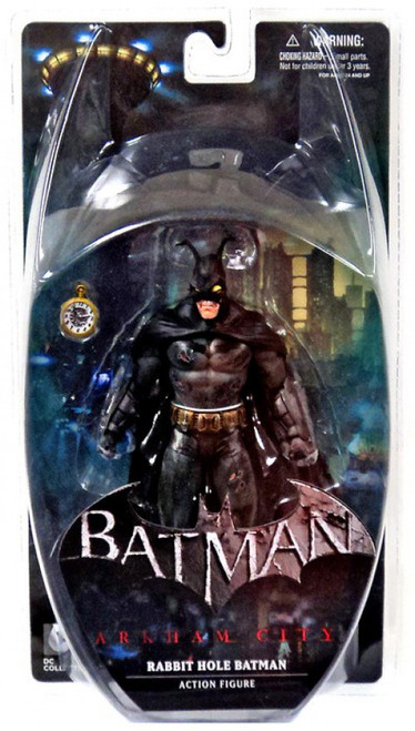 Arkham City Rabbit Hole Batman Action Figure