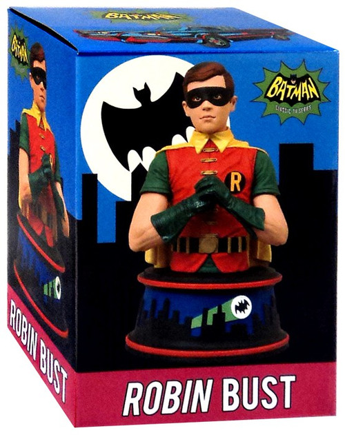 Batman 1966 TV Series Robin 6-Inch Bust
