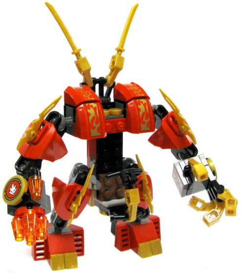 LEGO Ninjago Fire Mech Set [Loose]