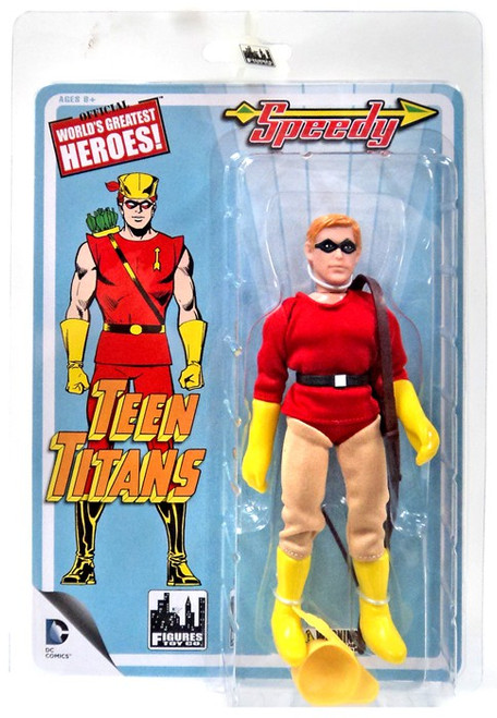 Teen Titans Retro Series 1 Speedy Action Figure